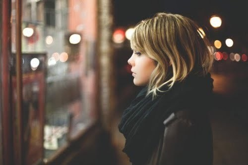 beatrice martin, beautiful, blonde, coeur de pirate, girl, light, night, pretty, separate with comma, street, sweet, winter, woman