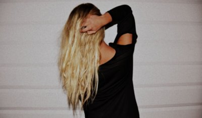 beautiful, blonde, blonde hair, fashion, hanna frisberg, pretty, skinny, style, summer, tan