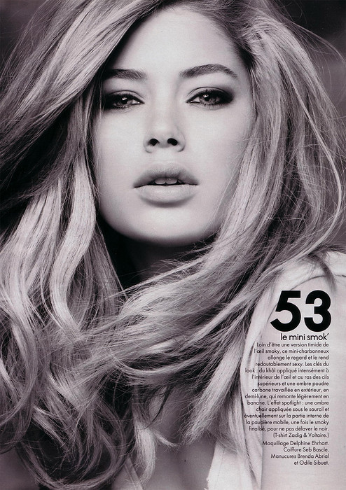 beautiful, doutzen kroes, girl, model