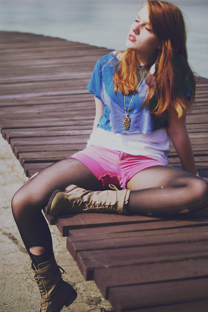 beautiful, fashion, girl, hair, nice, photography, red hair, sexy, sweet, wildfox
