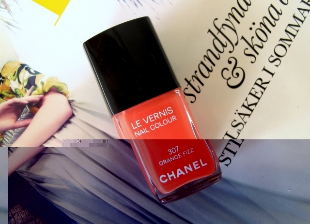 beauty, black, chanel, corall, fashion blog