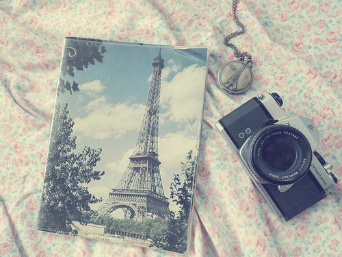 blue cream, blue soft, camera, cream dream, cute, eiffel tower, lovely, paris, photo, photography, separate with comma