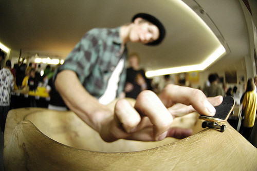 boy, cute, photo, photography, skate, skate de dedo *-*