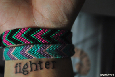 bracelet photography, fighter, tattoo