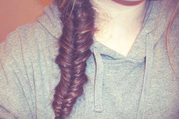 braid, evie, fish tail braid, fishtail, fishtail braid