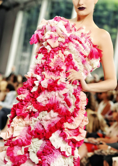 catwalk, couture, dress, fashion, glamour, model, pink