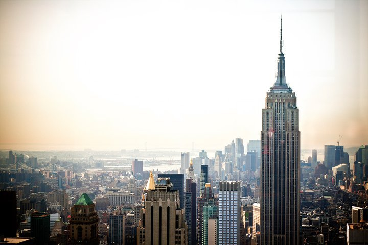 city, cityscape, empire state, empire state building, new york