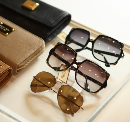 clutch, fashion, glasses, sunglasses