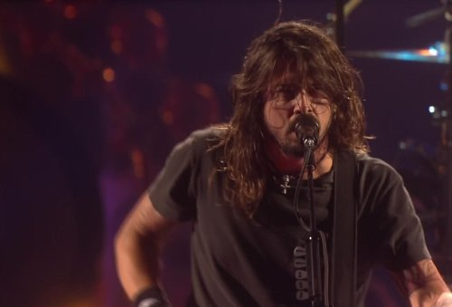 dave grohl, foo fighters, sexy