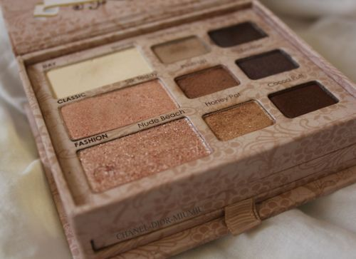 eyeshadow, makeup, palette