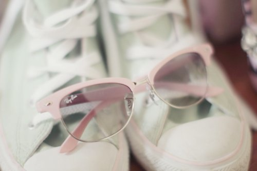 fashion, photography, pink, ray-ban, rayban