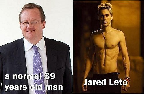 fucking true, funny, jared leto, lol, true