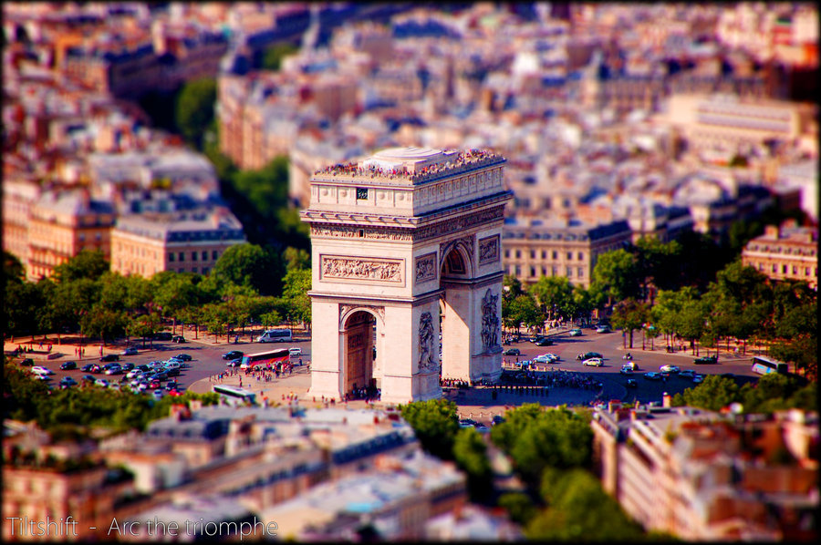 arc de triomphe, beautiful, buildings, france, houses