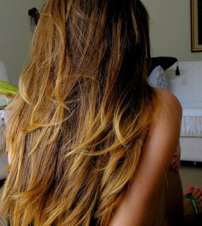 blonde highlights, hair, highlights