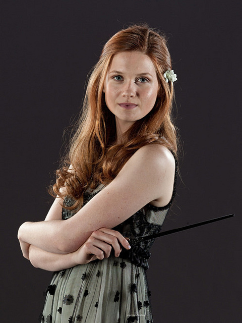 bonnie, bonnie wright, gina, ginevra, ginger, ginny, harry potter, red, separate with comma, this is my witch!, varinha, wander, weasley