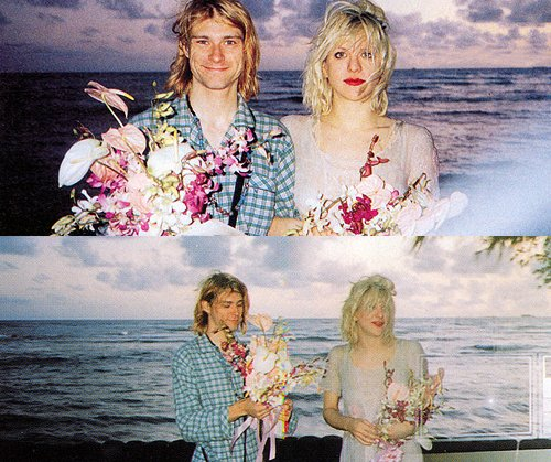 courtney, kurt cobain, kurt nindo