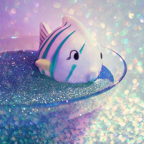 Cute Fish Glitter Image 230071 On