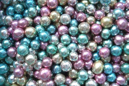 balls, beautiful, blue, christmas, color, green, pastel dragees, pink, yellow