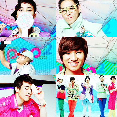 big bang, bigbang, d-lite, daesung, g-dragon, lollipop, seungri, sol, taeyang, top