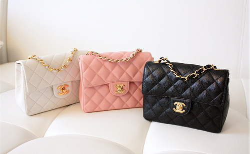 black, chanel, designer, fashion, handbag, pink, purse, style, white
