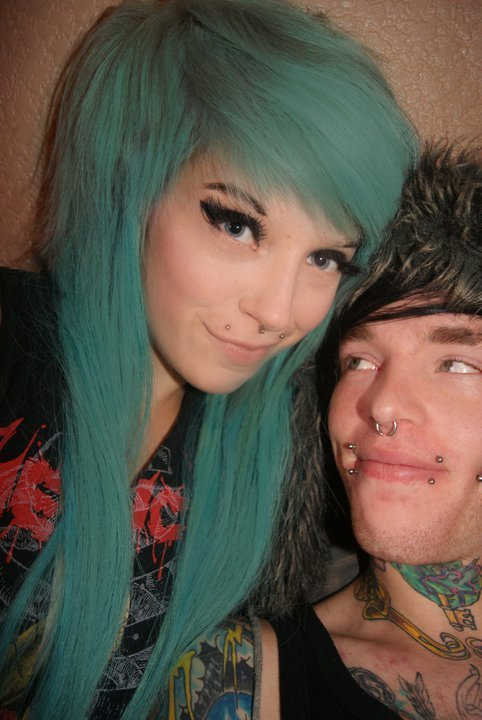 Photos pierced couples sex porn images for Tattooed and pierced porn
