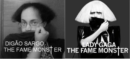 boy, fail, lady gaga, monster, the fame
