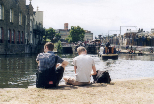 boys, cambridge, canoe, england, london