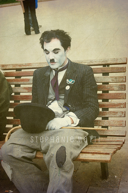 chaplin, charlie, charlie chaplin, london, matti, photography, stephanie