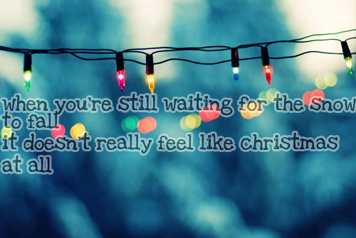 christmas, christmas lights, coldplay, lyrics - image #154045 on Favim ...