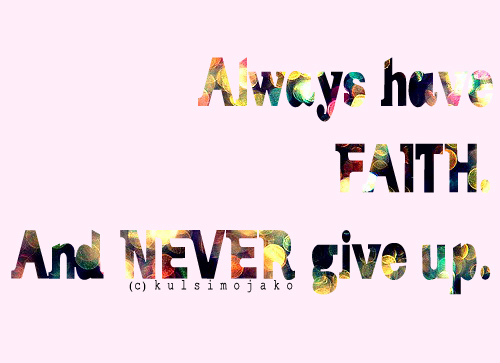 colorful, fact, faith, quote, typography
