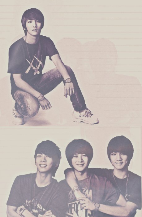 couple, cute, family, guys, jongkey