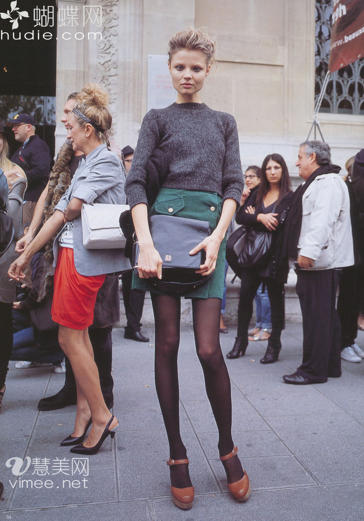 long legs, magdalena frackowiak, model, skinny, thinspo