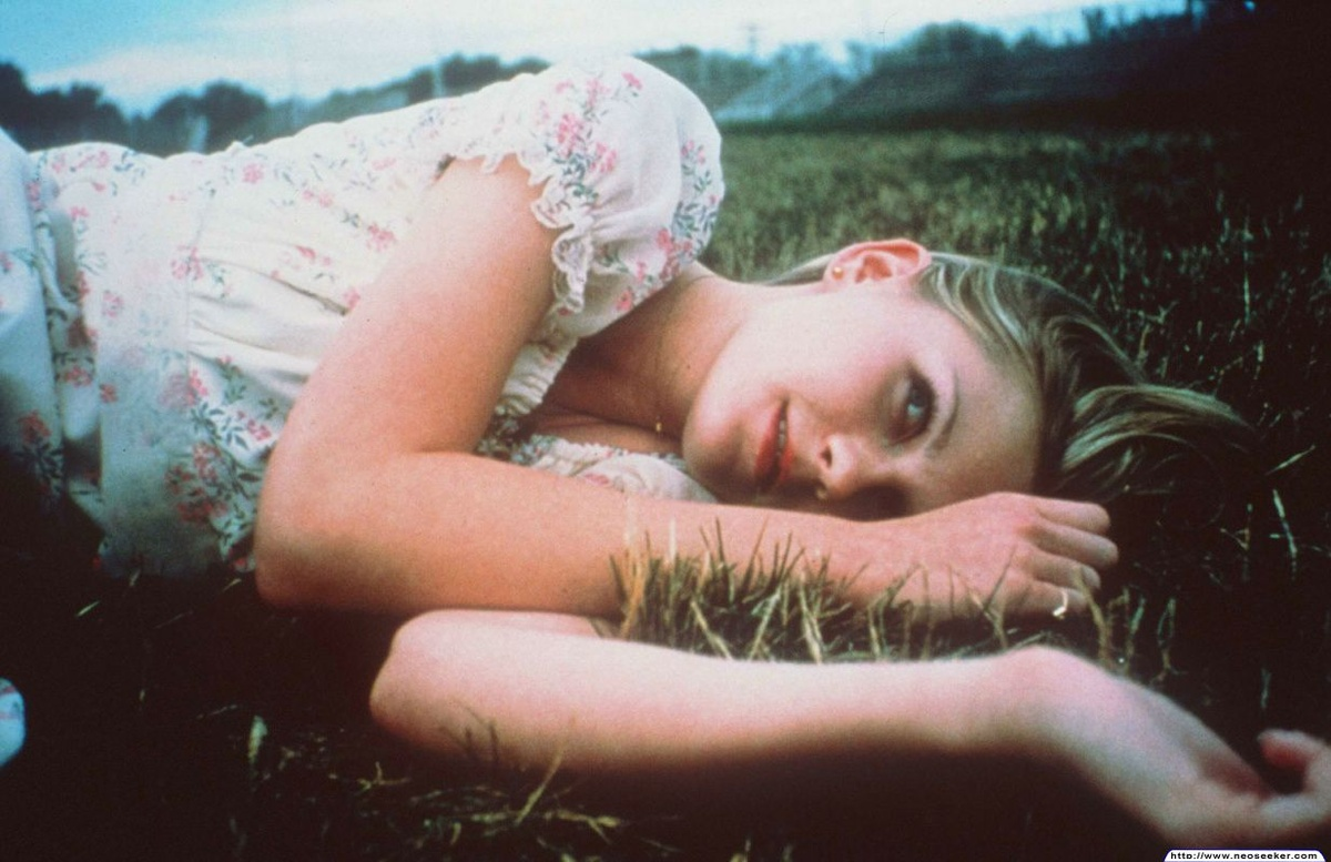 70s, girl, kirsten dunst, summer, the virgin suicides