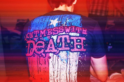 a7x, america, avenged, boy, death, dont, fashion, flag, fuckyeahboys, guy, lithuania, mess, party, sevenfold, t-shirt, with