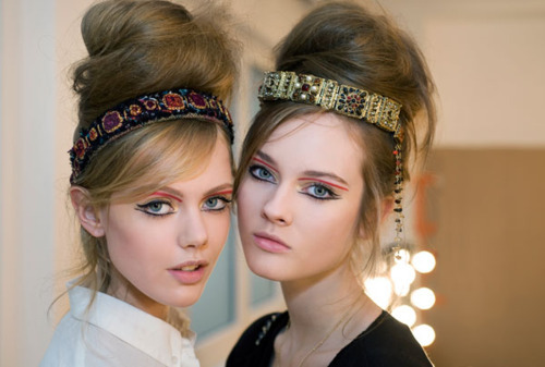 accesories, beautiful, eyes, fashion, frida, frida gustavsson, jewellery, ladylike, makeup, models