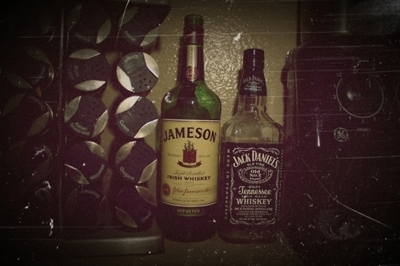 alcohol, black, black and white, dance, drink, fun, jack daniels, jager, jameson, love, party, photo, photography, whiskey, white, yum