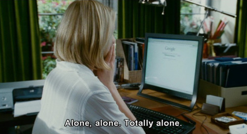 alone, amanda, cameron diaz, the holiday