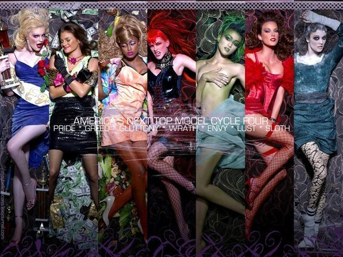 antm, envy, gluttony, greed, lust