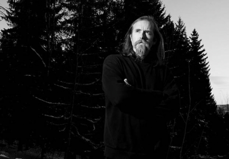 beard, black metal, burzum, dark, forest