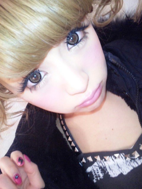 beautifull, big eyes, circle lenses, gyaru, nana suzuki