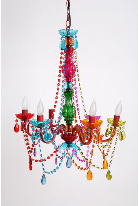 chandelier colorful furniture gypsy interior image