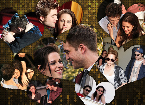 couple, cute, kristen, lerdos, losers!