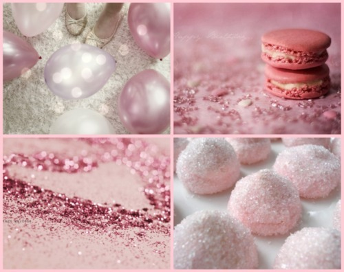 food, glitter, heart, pink, pretty
