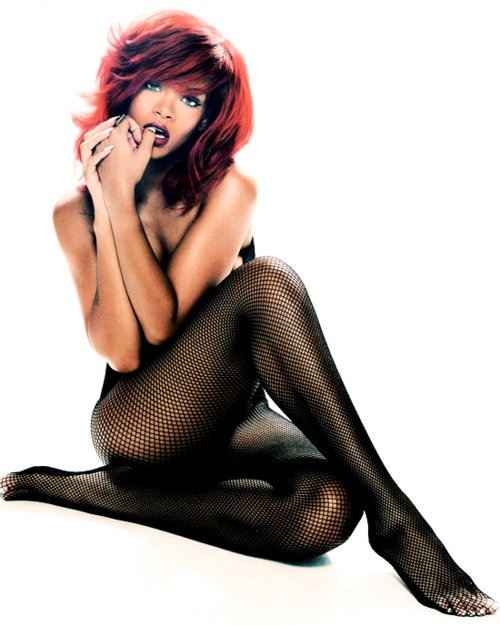 fresh, ms fenty, red hair, rihanna, rihanna robyn fenty
