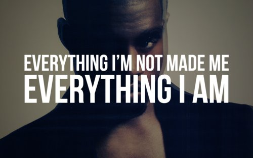 kanye west quotes from songs - photo #35