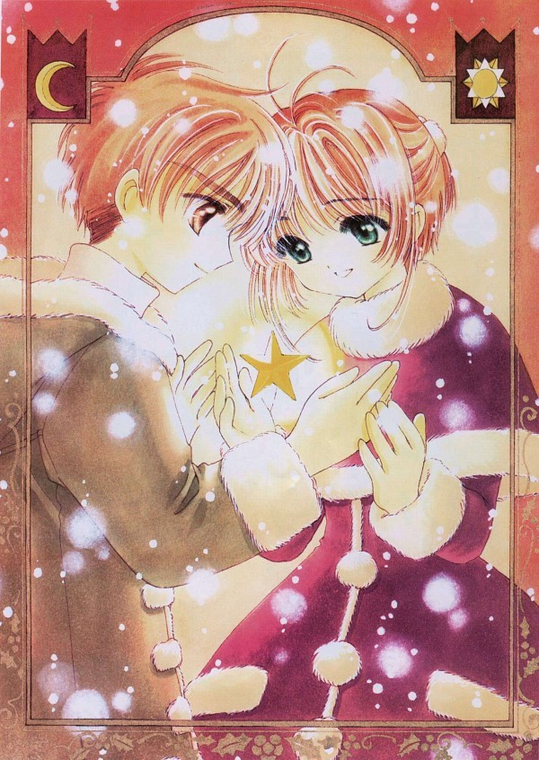 kawaii, moon, sakura, sakura card captors, shoran