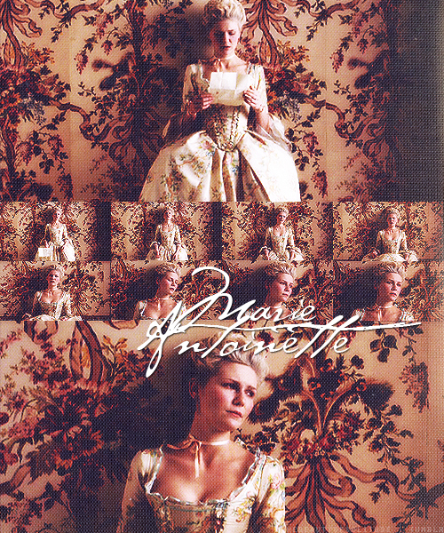 kirsten dunst, marie antoinette, sofia coppola