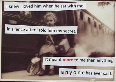 love, post a secret, text