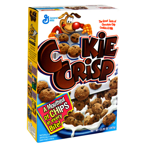 Old School Cereals That Every Kid Wanted But Never Got