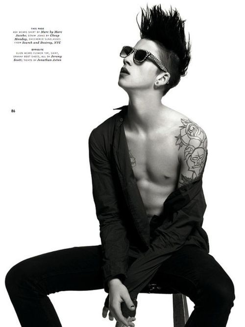 art, ash stymest, black and white, blog, boy